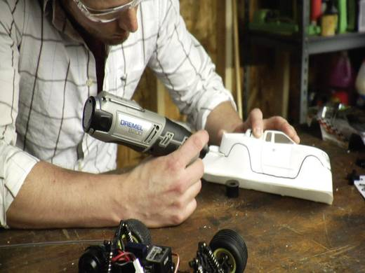 Dremel 8200-1/35 akkumulátoros fúró, maró, vágó, csiszológép készlet
