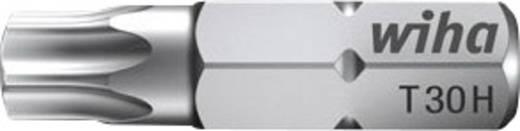 """Lyukas torx bit 6,3 mm (1/4""""), méret: TR07, hossz: 25 mm, DIN 3126-C 6,3, ISO 1173, Wiha 03115"""