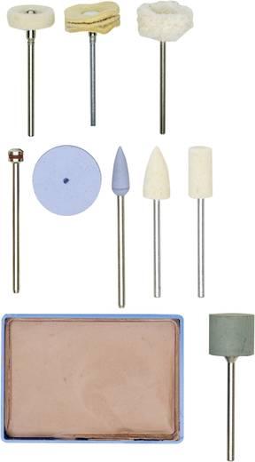 Proxxon Micromot 10részes polírozó készlet 2,35mm tengellyel