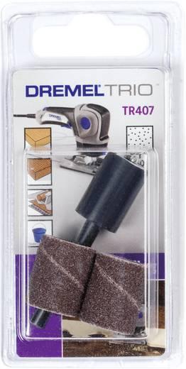 Dremel TR407 csiszolóhenger készlet 2db K60-as szemcseméretű csiszolóvászonnal