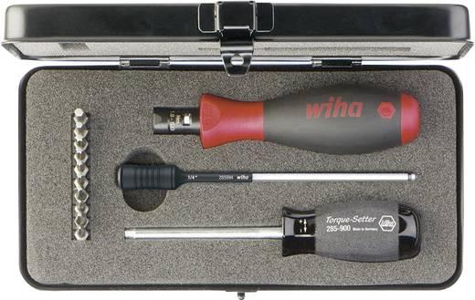 Nyomaték csavarhúzó készlet 5 Nm, 13 részes, Wiha 26893