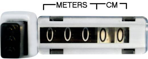 Kerekes távolságmérő, mérőkerék 999.99 m HEDÜ E804