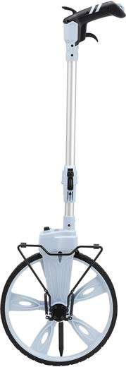 Kerekes távolságmérő, mérőkerék, összecsukható 9999.99 m HEDÜ MR3 E806