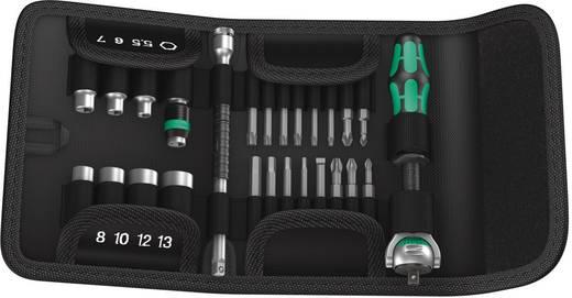 Wera Kraftform Kompakt Zyklop 6,3 mm (1/4) 26 részes 05051045001