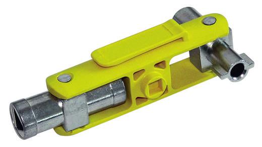 Kapcsolószekrény kulcs C.K. T4454