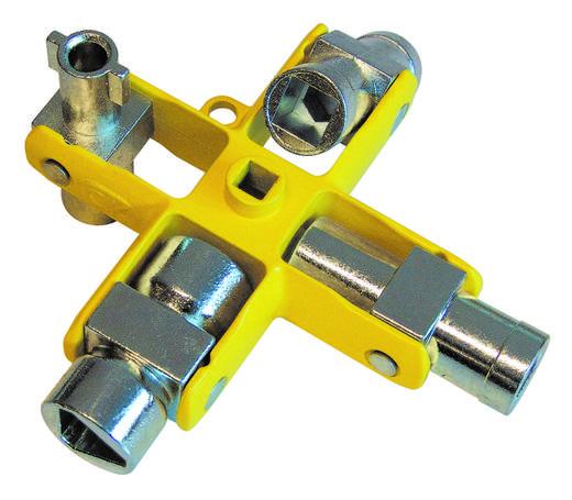 Kapcsolószekrény kulcs C.K. T4451-2