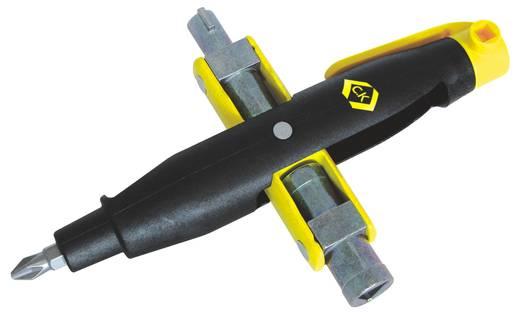 Kapcsolószekrény kulcs C.K. T4451-1