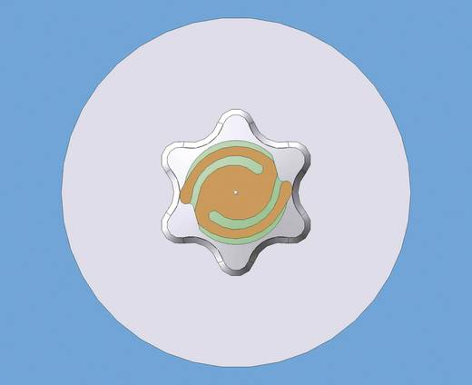 Wiha Magic Spring T10-es precíziós torx csavarhúzó