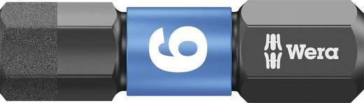 840/1 IMP DC belső hatlap Hex-Plus® SW 6,0 x 25 mm Wera 05057606001 6.0 mm 6,3 mm (1/4) hatlap