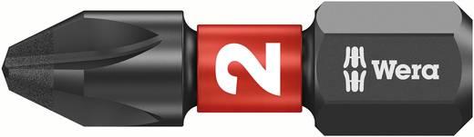 851/1 IMP DC bit, kereszthornyú PH 2 x 25 mm Wera 05057616001 PH 2 Impaktor Hossz:25 mm
