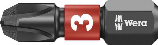851/1 IMP DC bit, kereszthornyú PH 3 x 25 mm Wera 05057617001 PH 3 Impaktor Hossz:25 mm