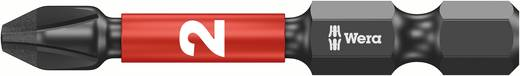 851/4 IMP DC bit, kereszthornyú PH 2 x 50 mm Wera 05057656001 PH 2 Impaktor Hossz:50 mm