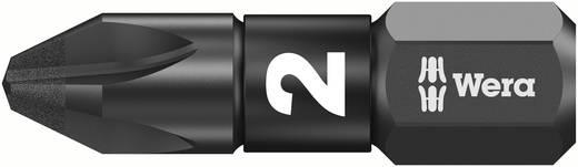 Wera 855/1 IMP DC kereszthornyú PZ 2 x 25 mm 05057621001 Pozidriv nit Impaktor PZ 2Hossz:25 mm