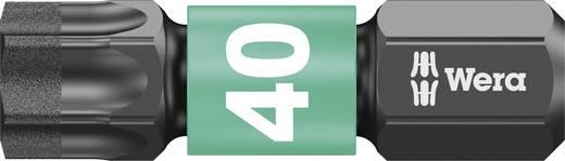 867/1 IMP DC TORX® TX 40 x 25 mm Wera 05057627001 TX 40 6,3 mm (1/4) Hossz:25 mm