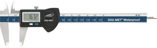 Zseb tolómérő, IP 67, max. 300 mm, DIGI-MET® Helios Preisser 1226 422