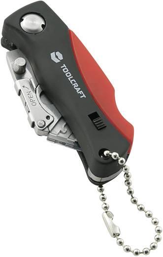 Mini univerzális kés 2K, összecsukható TOOLCRAFT 825989 4