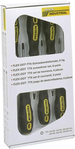 Proxxon 22640 Flex-Dot Torx Bo Torx csavarhúzó készlet