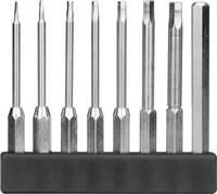 8 részes mini bit szortiment, hatlapú hosszú kivitel, 45 mm, Donau MBS73 Donau Elektronik