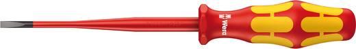 Egyenes pengéjű csavarhúzó Wera 160 iS 0,6 x 3,5 x 100 mm Pengeszélesség: 3.5 mm Penge hossz: 100 mm DIN EN 60900