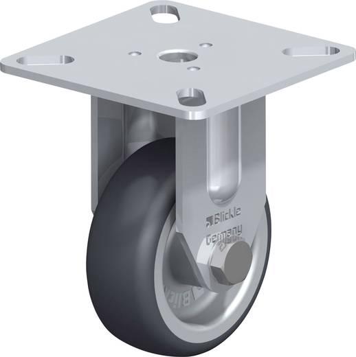 Fix gumigörgő, gumikerék Ø 50 mm csavarozható rögzítő lemezzel Blickle 380204