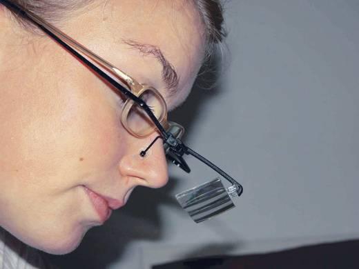 Szemüveg nagyító 3 nagyító lencsével 1.5x/2.5x/3.5 x Rona