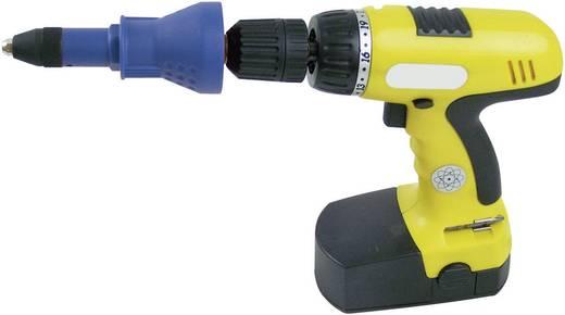 Popszegecselő adapter akkus gépekhez