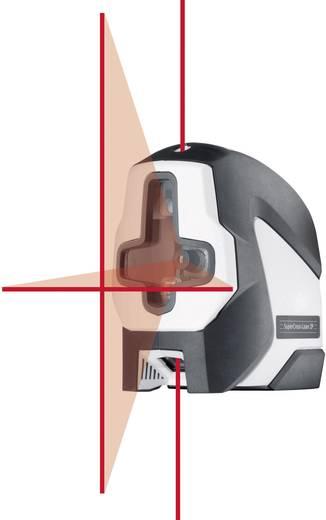 Automatikus keresztvonalas lézer, LaserLiner SuperCross-Laser 2P