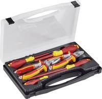 VDE szerszámkészlet, szigetelt villanyszerelő fogó és csavarhúzó 6 részes készlet NWS 834-6 WIHA (834-6 WIHA) NWS