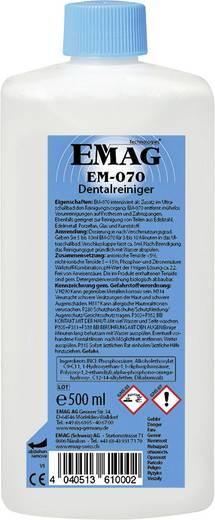 Fogászati tisztítószer 0,5 l EM 070 fogprotézisekhez, csatokhoz, stb.
