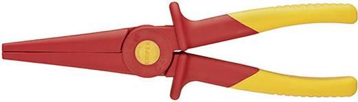 VDE félkerek csőrű műanyag fogó 220 mm, Knipex 98 62 02