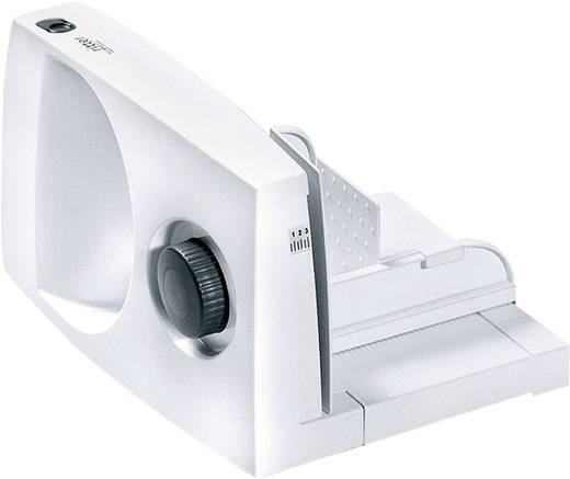 Konyhai szeletelőgép, fehér, 65W, Markant01