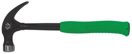 C.K. T4229 20 Szeghúzó kalapács, neon színű nyéllel 568 g