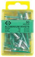 Alumínium szegecsek x 40 4.8x16mm C.K. T3819A 620 N/A (T3819A 620) C.K.