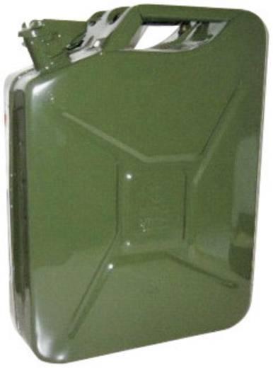 Benzineskanna acéllemez