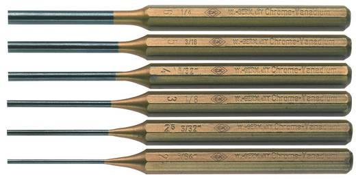 Csapszeg beütő készlet 2, 2.5, 3, 4, 5, 6 mm C.K. T3328S