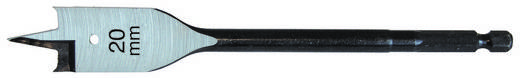 Fa maró fúró 28 mm Teljes hossz 160 mm C.K. T2942-28 1/4 (6.3 mm) 1 db