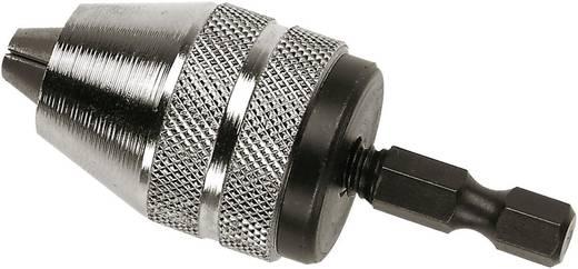 Hatlapú fúrótokmány kulcs nélkül, 6,3 mm-es C.K. T2463 <br