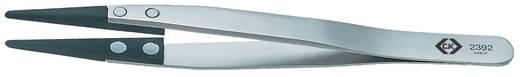 C.K. Beültető csipesz 130 mm 5.1/8 249CF típus szénszálas heggyel T2392