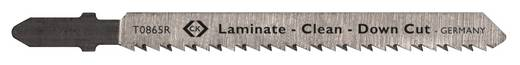 Kiszúró fűrészlap, HCS többrétegű fához 5 db kártyán C.K. T0865R Fűrészlap