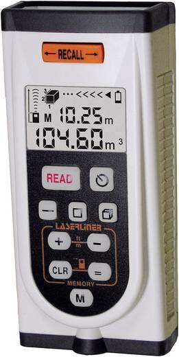 Ultrahangos távolságmérő, célzó lézerrel max.18m-ig Laserliner MeterMaster Pro