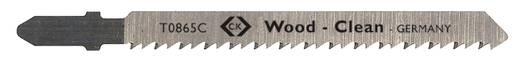 Kiszúró fűrészlap, HSC fához 5 db kártyán C.K. T0865C Fűrészlap