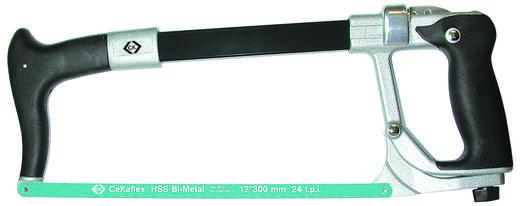 Fémfűrész gyors lapcserével 300 mm C.K. T0814 Fogak száma (collonként) 24