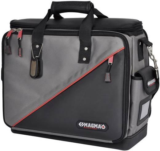 Szerszámos táska, munkás szerszámtáska, vállra akasztható vízálló laptop táska 460 x 460 x 420 mm C.K. Magma MA2632