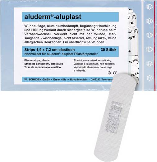 ALUDERM®-ALUPLAST RAGTAPASZ ADAGOLÓ