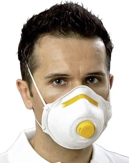 EKASTU SAFETY Sekur Mandil FFP1 szűrőosztályos, kilégző szeleppel ellátott 12db-os porvédő maszk, légzésvédő készlet
