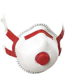 EKASTU SAFETY Sekur Mandil FFP3 szűrőosztályos, kilégző szeleppel ellátott 5db-os porvédő, légzésvédő maszk készlet EKASTU Sekur