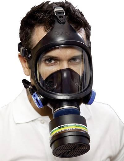 Légzésvédő álarc, szűrős maszk Ekastu Sekur C 607 Class2 466 611