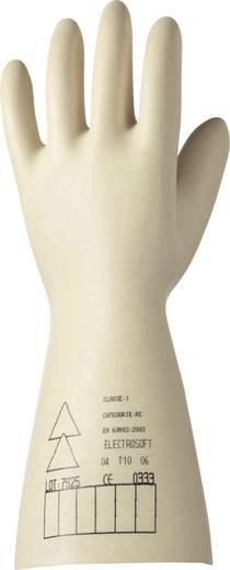 Védőkesztyű, gumi, 0/1000 V KAT.3, méret:8