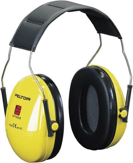 PELTOR Fejpántos hallásvédő fültok, zajcsillapító fülvédő PELTOR™ OPTIME I H510A-401-GU