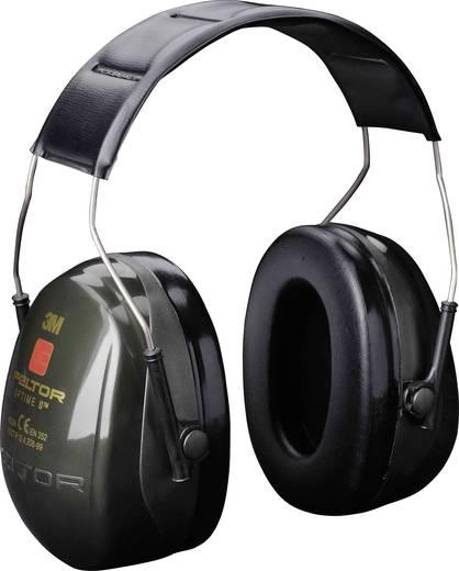 PELTOR Fejpántos hallásvédő fültok, zajcsillapító fülvédő PELTOR™ OPTIME II H520A-407-GQ
